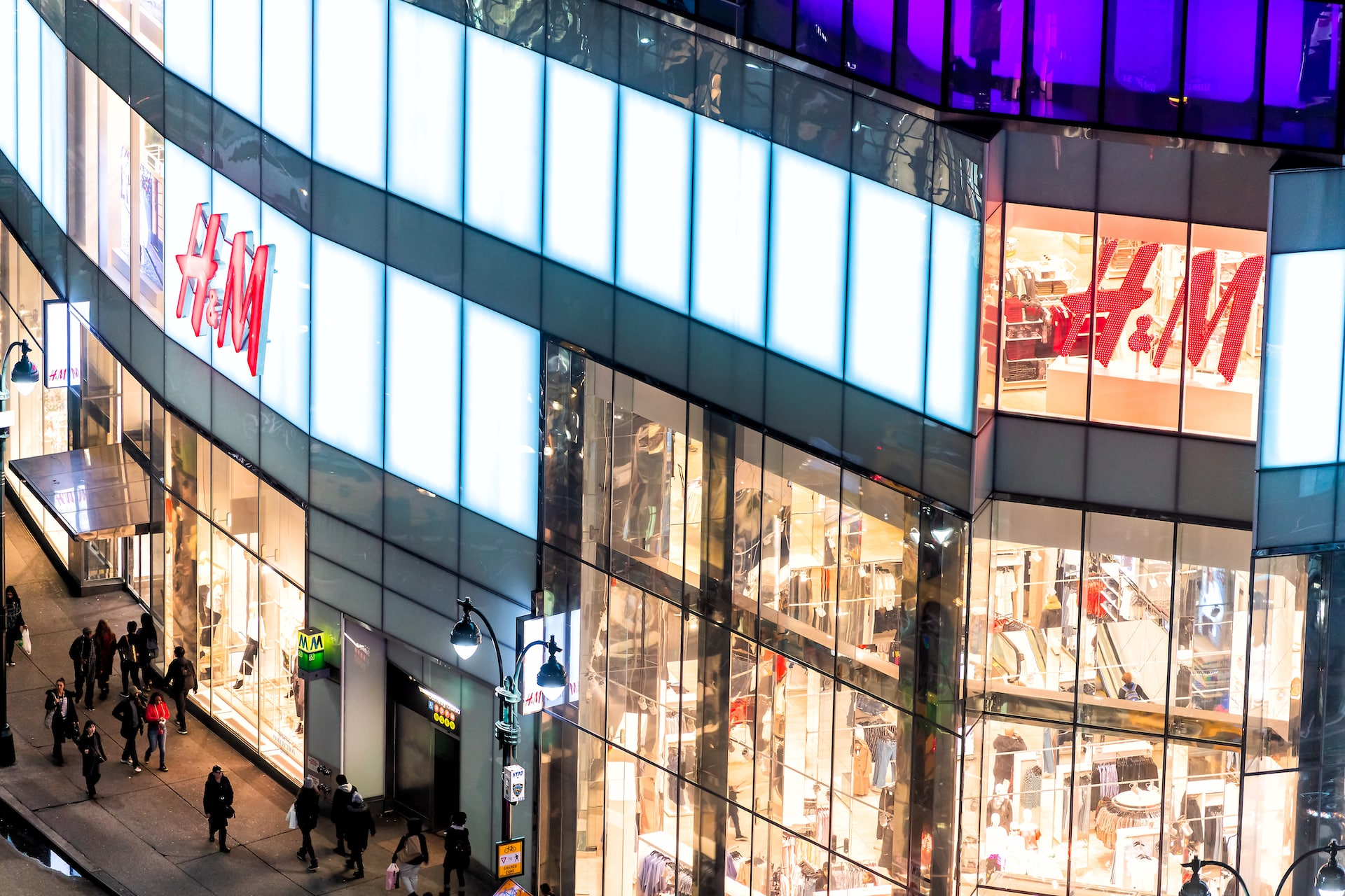 H&M Retail Store